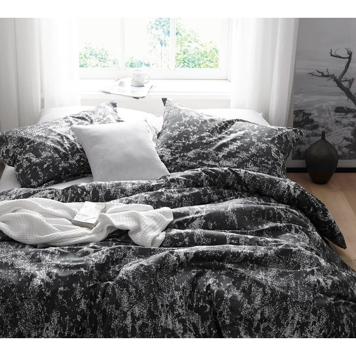 Byb Distraction Comforter In 2019 Comforter Sets Duvet Cover