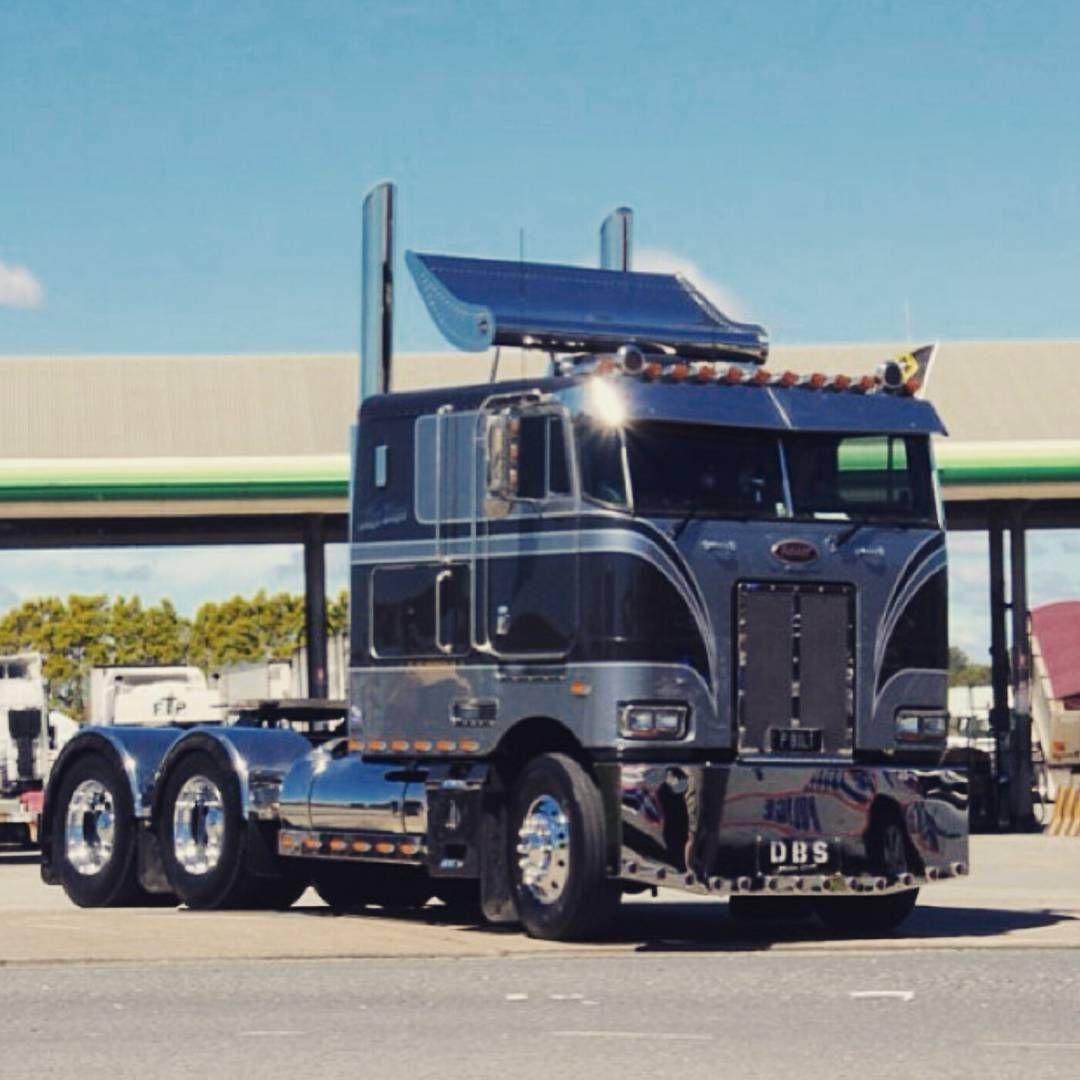 Coe Peterbilt custom 362   trailer trucker   Trucks, Freightliner