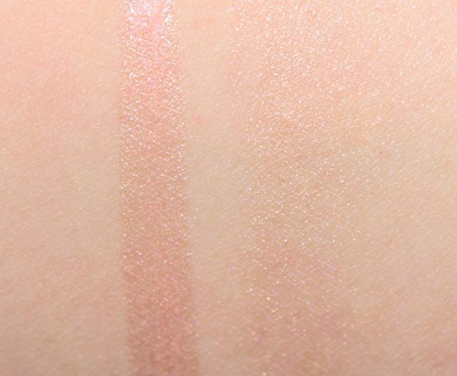 Urban Decay Aura & Fireball Naked Skin Highlighting Fluids