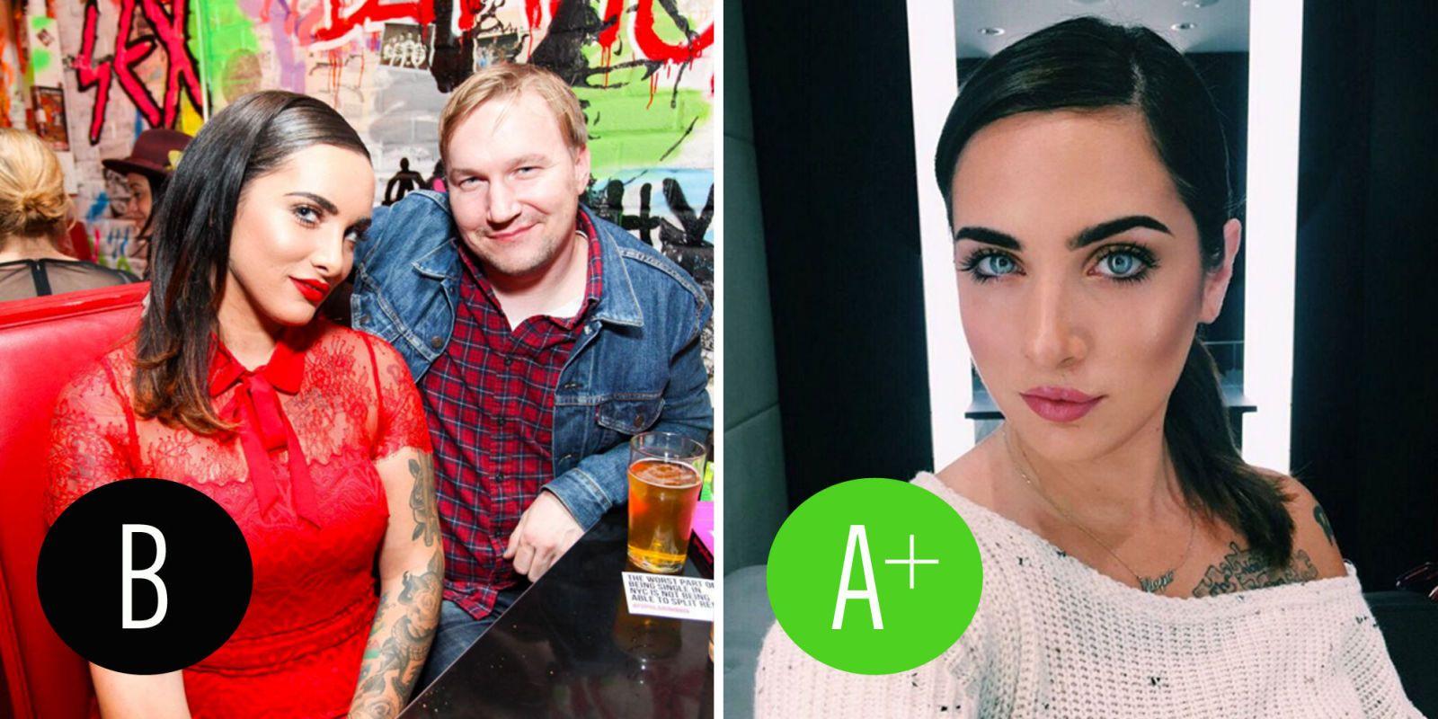 Online-Dating-Profil ein Liner