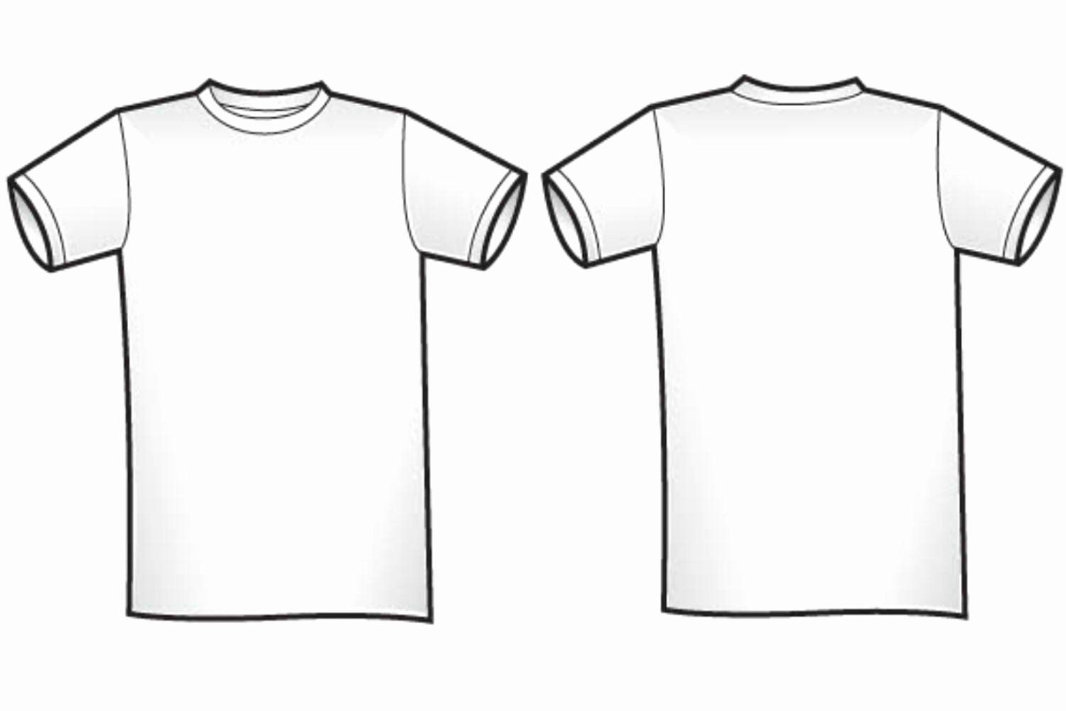 Download Free T Shirt Template New Free Blank T Shirt Outline Download Free Clip Art Free In 2020 Shirt Template Free Tshirt Blank T Shirts