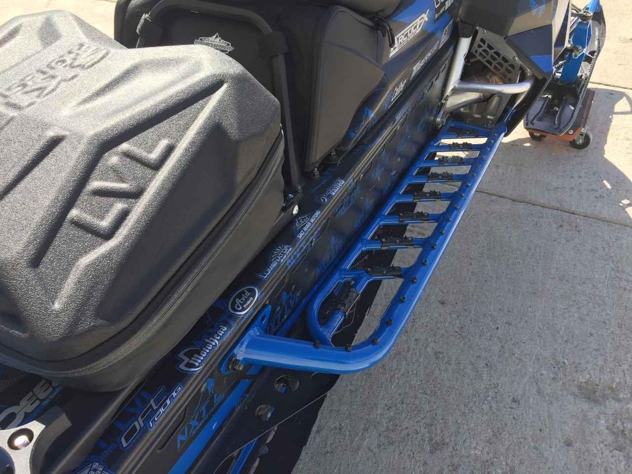 Used 2017 Polaris PRO RMK 800 Snowmobile For Sale in