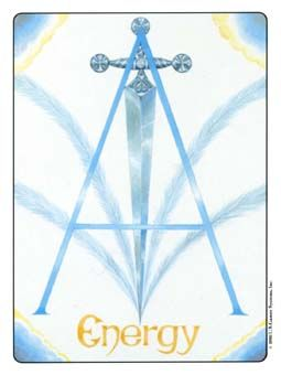 Image result for ace of swords gill tarot