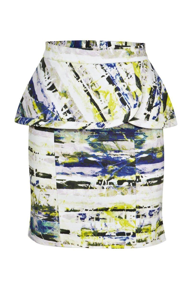 Sheike Watercolour Skirt