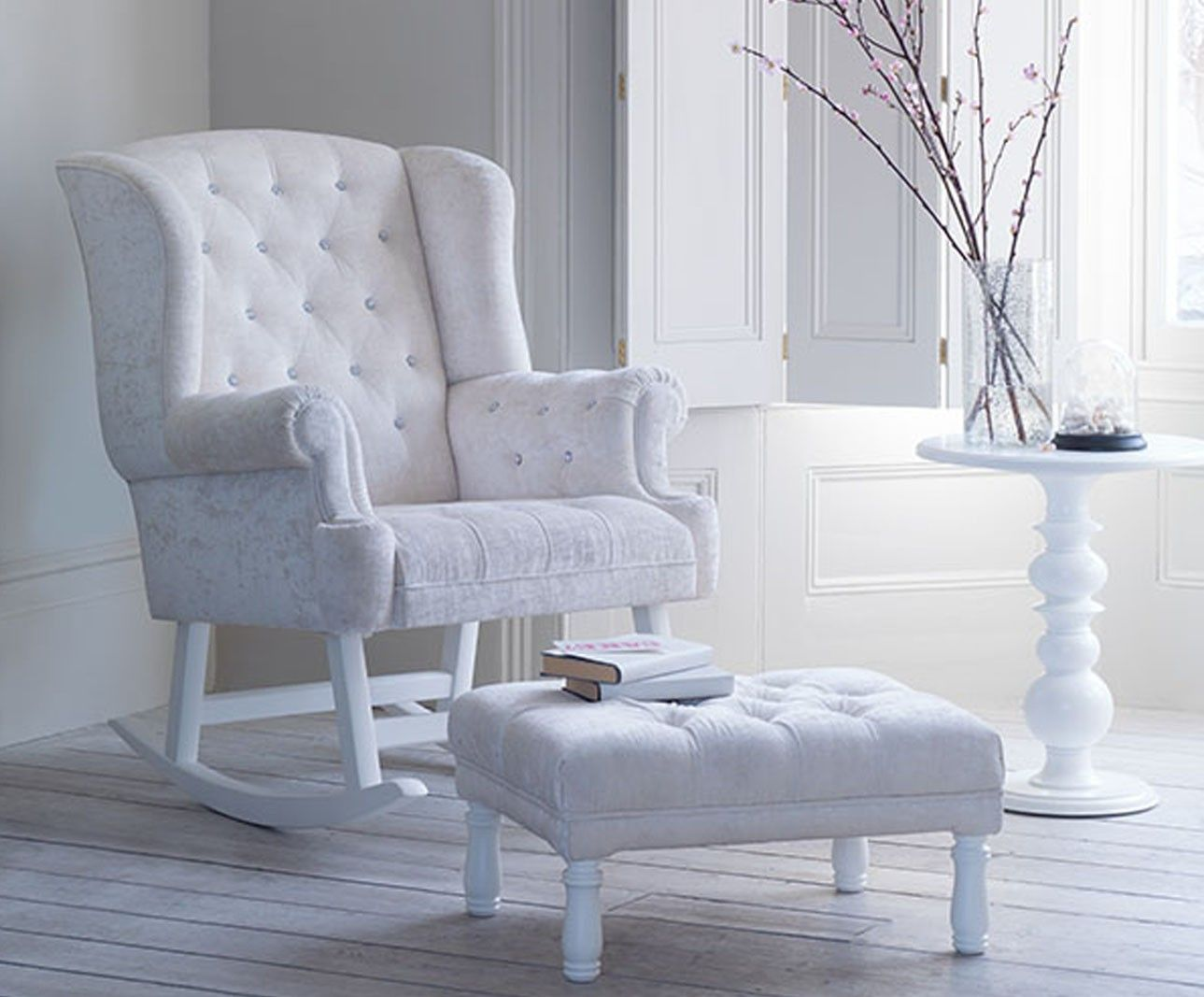 Opulence Rocking Chair | Rocking chair nursery, Chair design