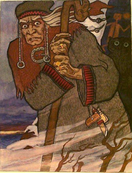 Kalevala Louhi