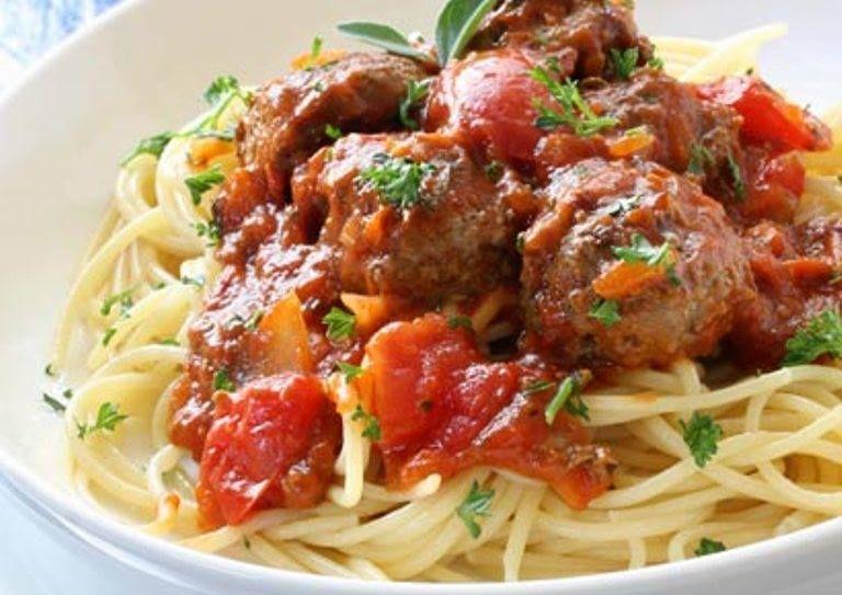 معكرونة بكفتة ال داوود باشا من الشيف أيمن العطار Pasta Recipes Healthy Recipes Comfort Food