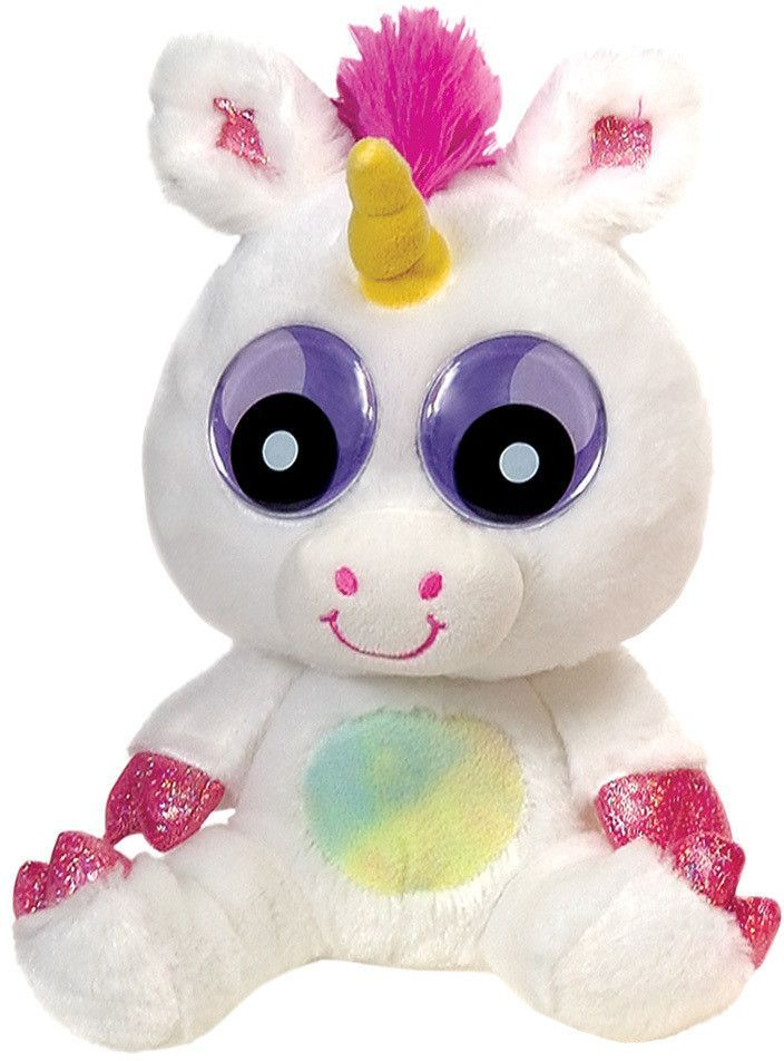 """zoogly - 8.5"""" unicorn with zoogly hangtag Case of 12"""