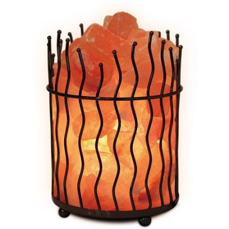 Salt Lamp Walmart Delectable Free 2Day Shipping On Qualified Orders Over $35Buy Himalayan Salt