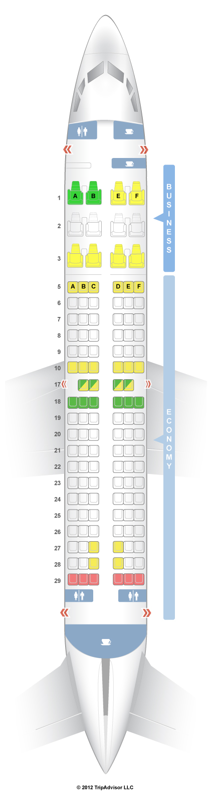 Boeing 737 800 Seating Chart Copa Airlines Awesome Home