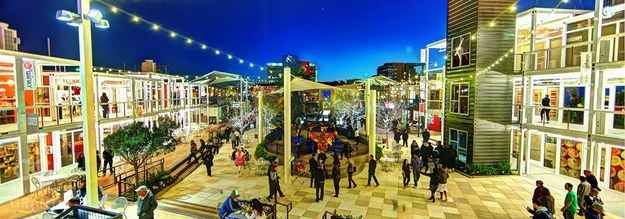Check out Container Park | 13 Things To Do When You Visit Downtown Las Vegas