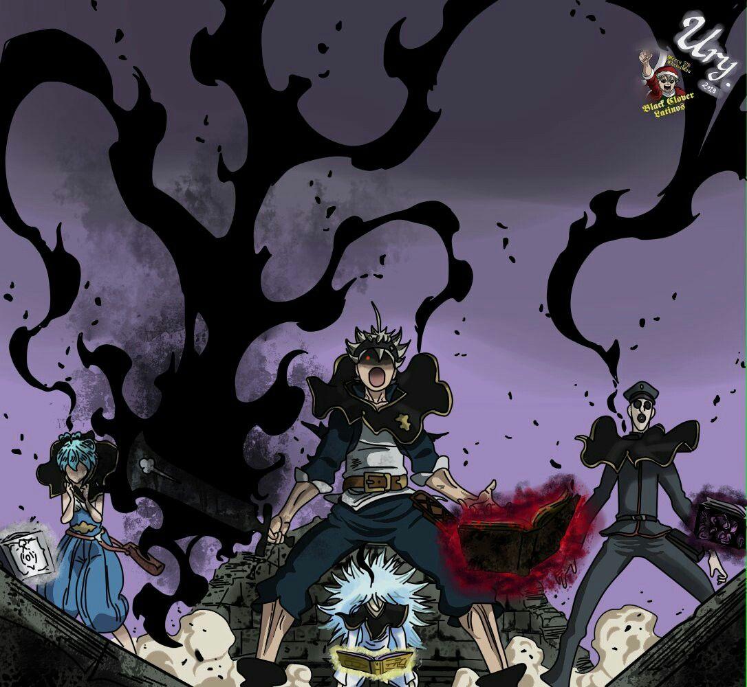 Pin By Hilary Saunders On Clover Kingdom Black Clover Anime