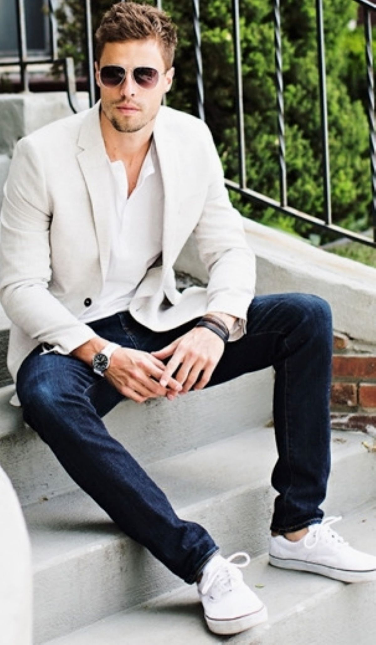 c9bfacd2b021 Cool 26 Amazing Mens Casual Outfits for Summer from https   www.fashionetter