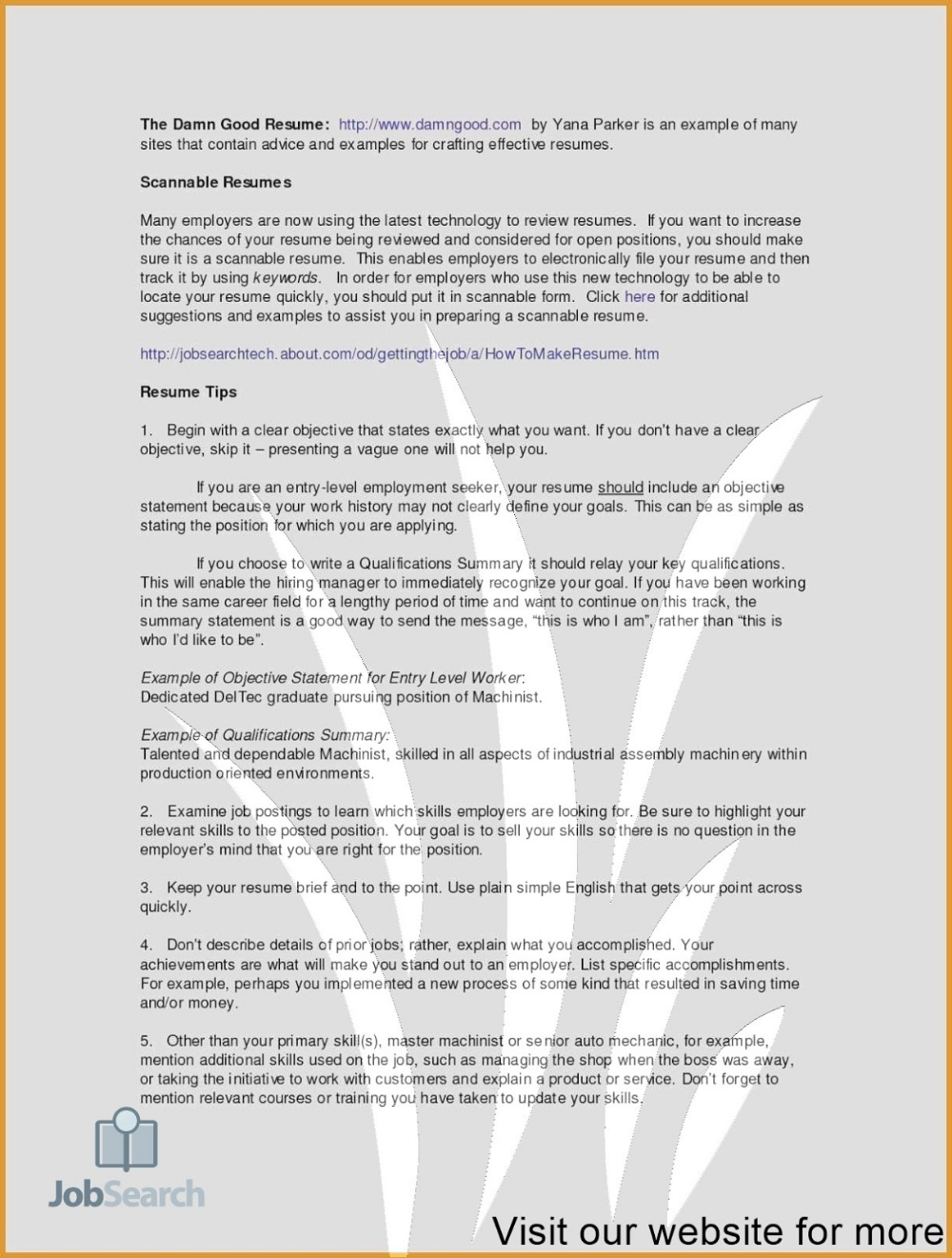 Great Customer Service Resume Examples 2020 in 2020