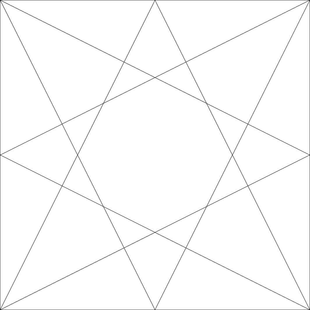 5 Pointed Star • free quilt block patterns and templates