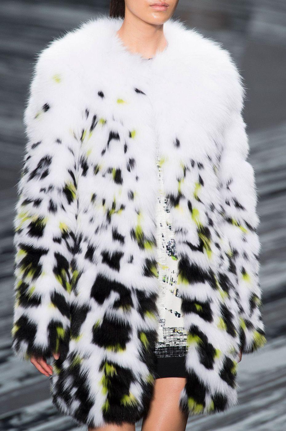 J. Mendel - New York Fashion Week - Spring 2015