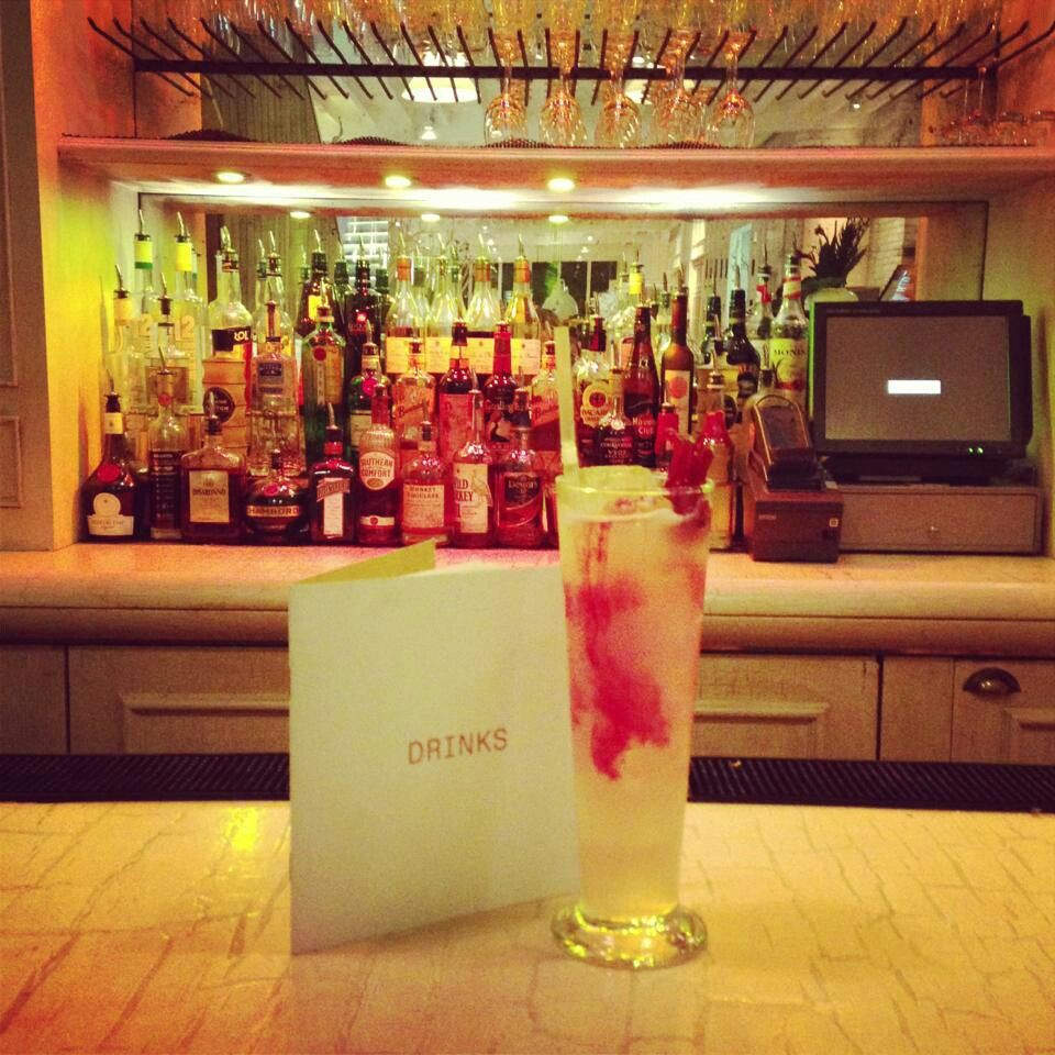 Australasia's cocktail of the week - fab