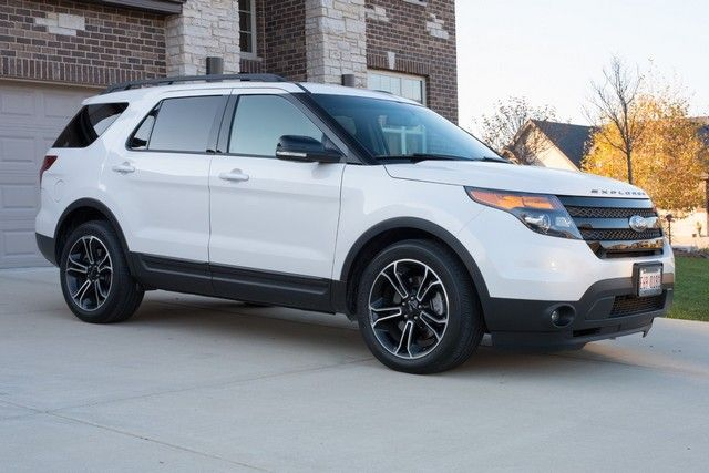 2015 Ford Explorer Sport For Sale 6