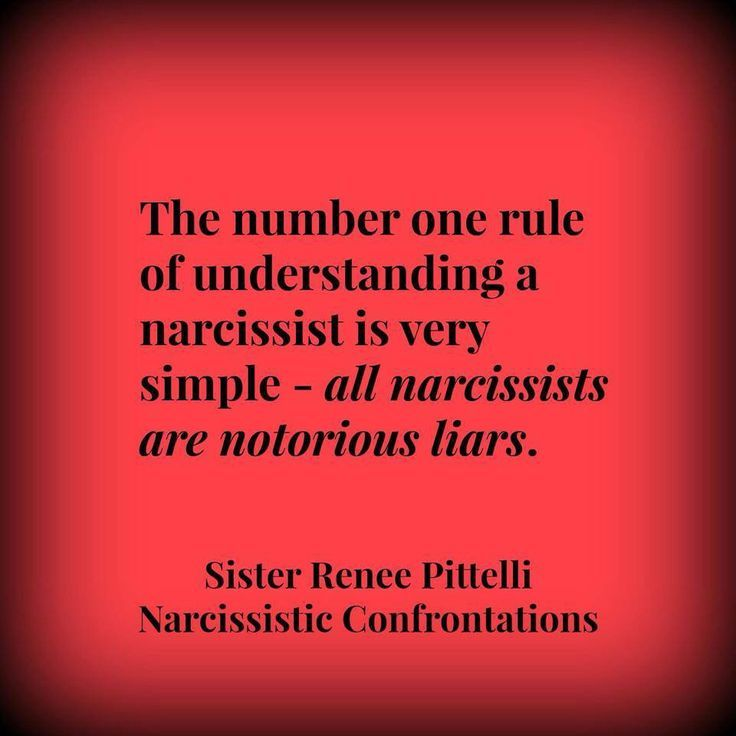 Image result for narcissists lie