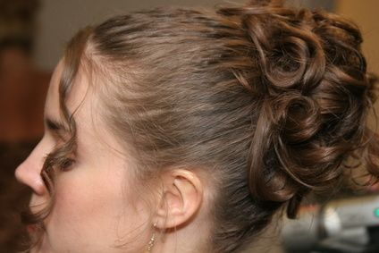 How to get curls for little girls without heat homecoming dance do it yourself updo google search solutioingenieria Image collections