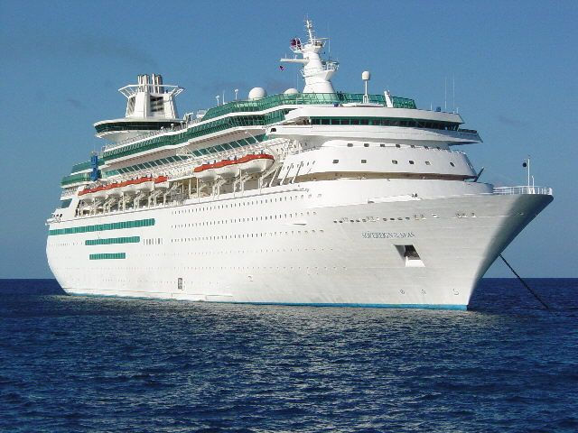 Royal Caribbeans Sovereign Of The Seas First Cruise Ever In - Weekend cruises from florida