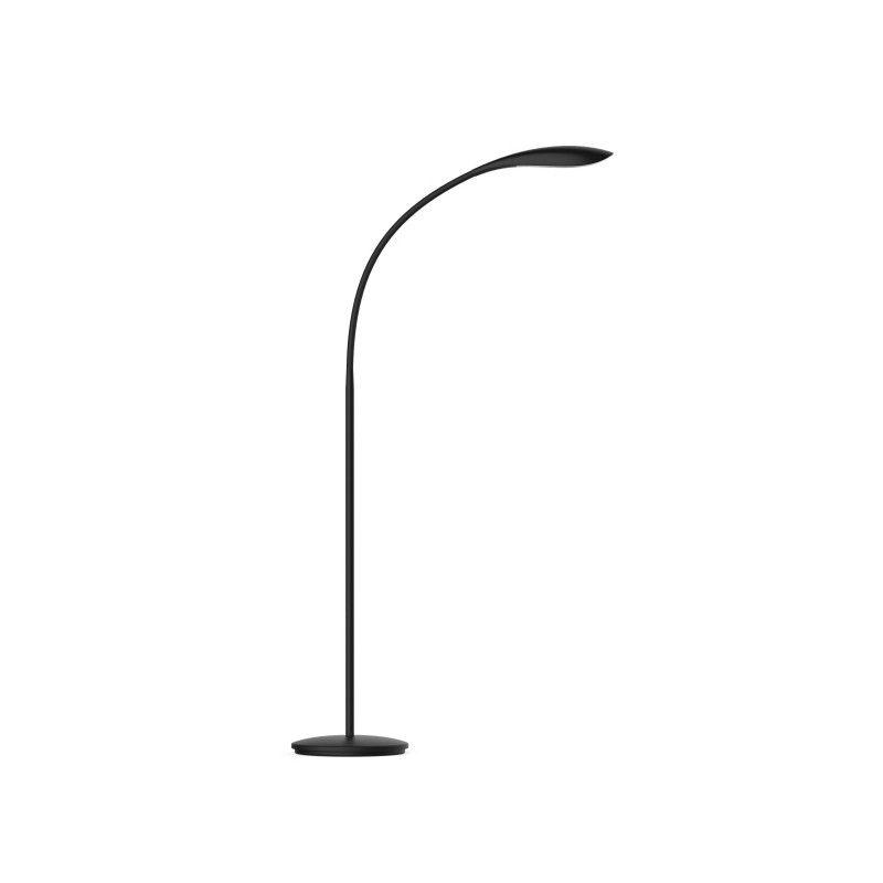 Lampadaire Liseuse Led Design Lyon Noir Fluor Luminaires Mobilier Luminaires Et Decoration En Normandie Lampadaire Liseuse Lampadaire Luminaire
