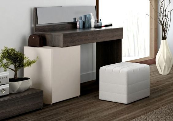 meuble coiffeuse maquilleuse affordable maquilleuse meuble console chambre a coucher meuble