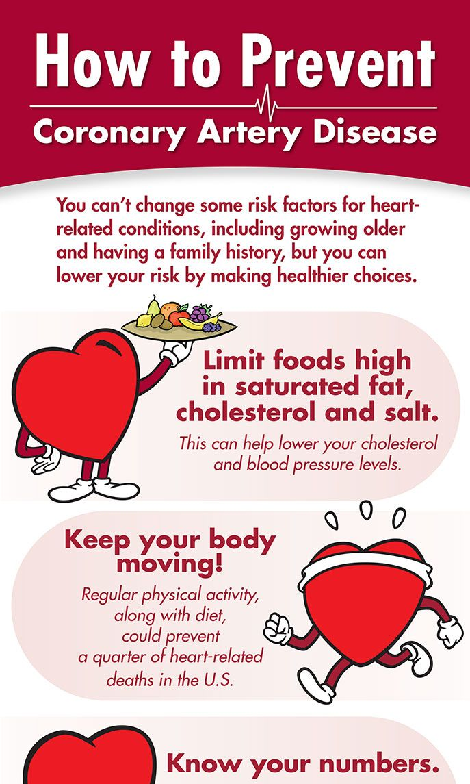 how to stop heart disease