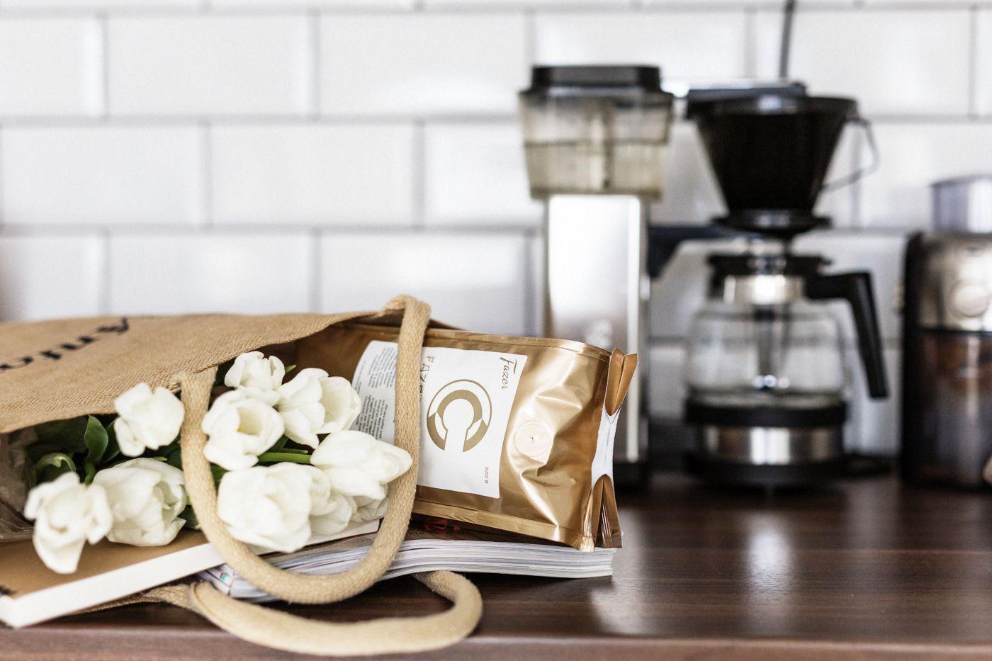 Coffee / Morning / Grocery shopping / Kitchen / Details / Noora&Noora nooraandnoora.com