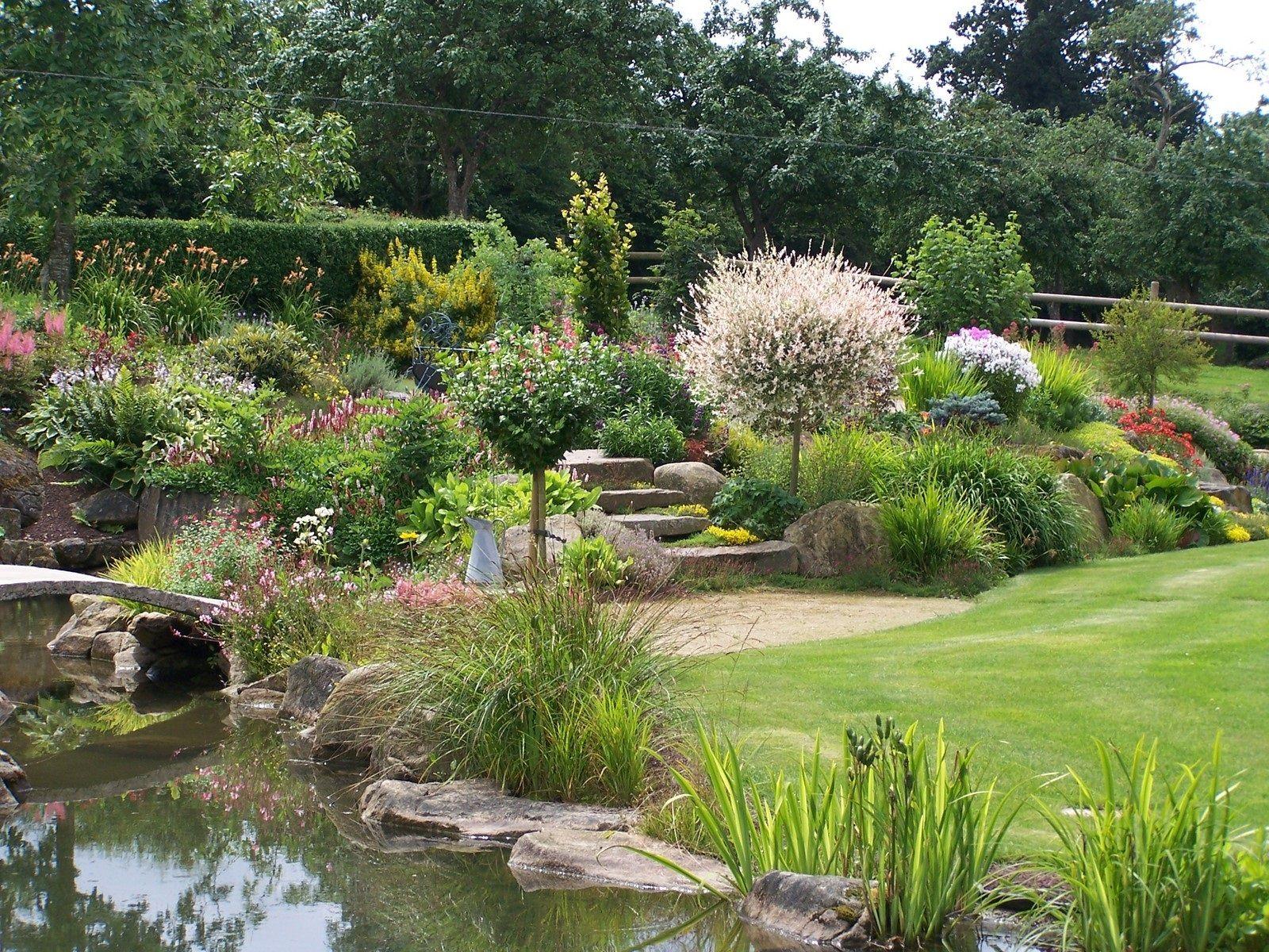 Quelles plantes et fleurs choisir pour cr er un beau jardin rapidement m6 jardins - Quelles plantes pour jardin zen ...
