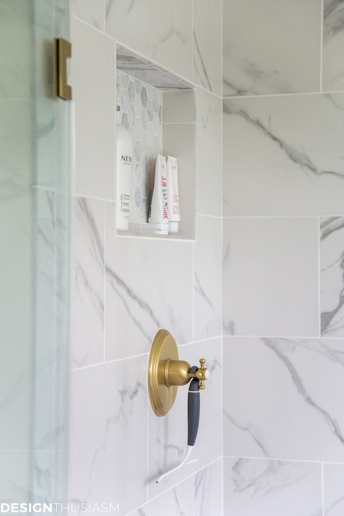 Badgestaltung ohne wanne if youure looking for master bathroom makeover ideas this remodel