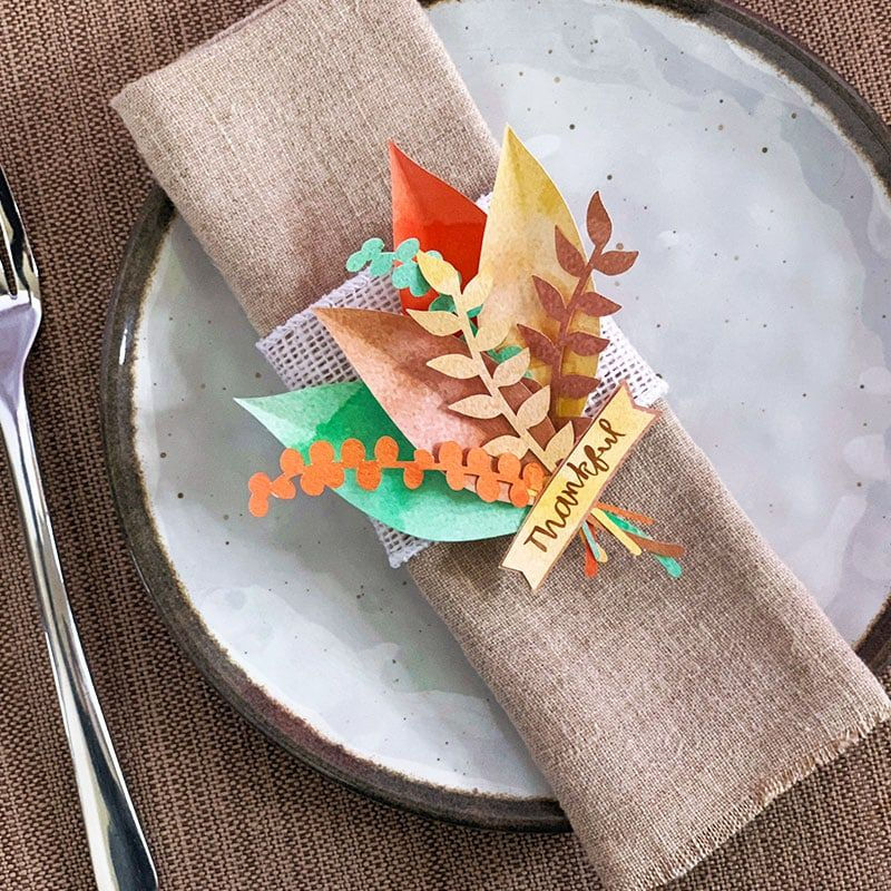 Thanksgiving Table Setting Decorations and Ideas
