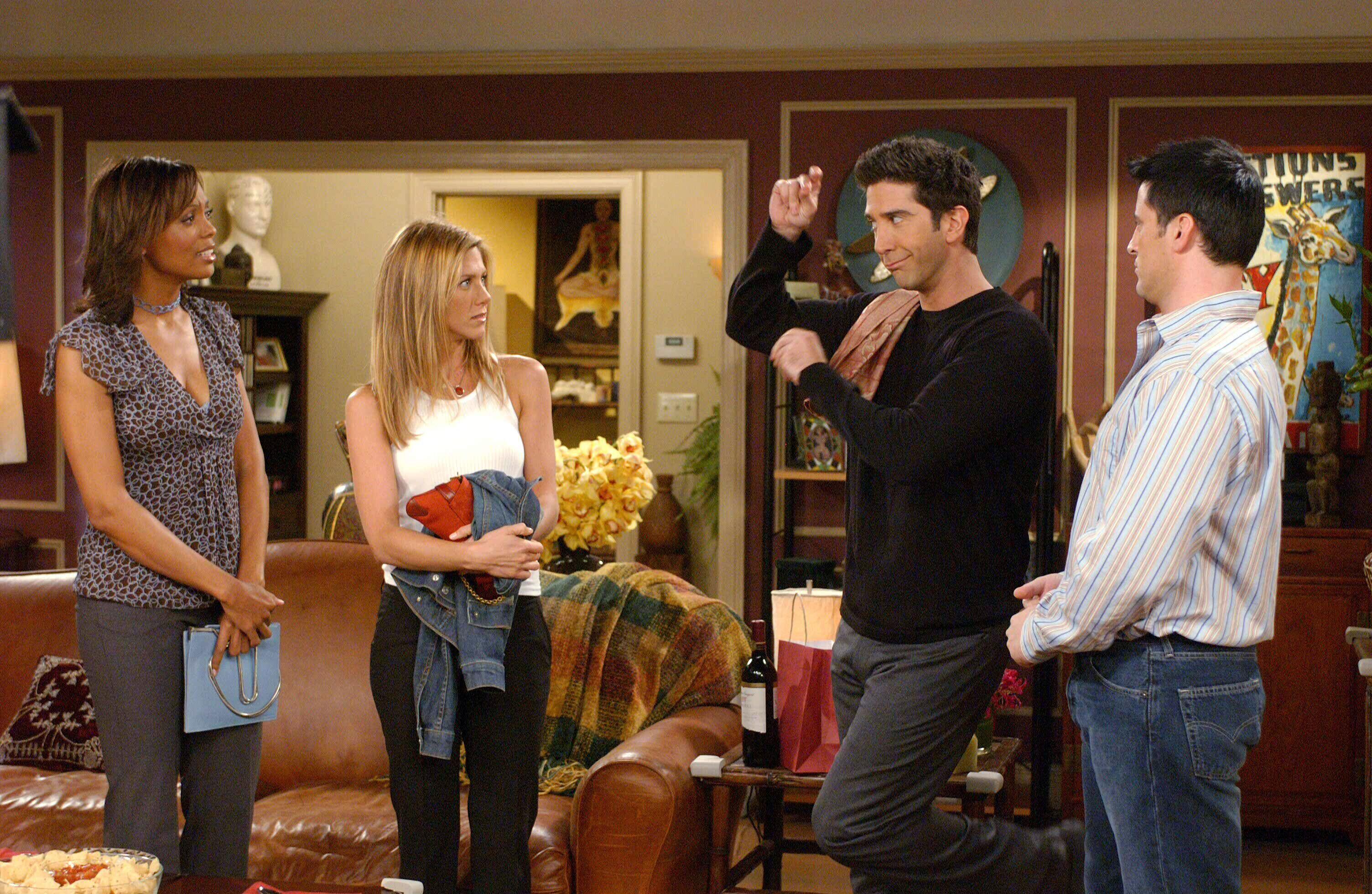 Friends ~ Episode Stills ~ Season 10, Episode 2: The One