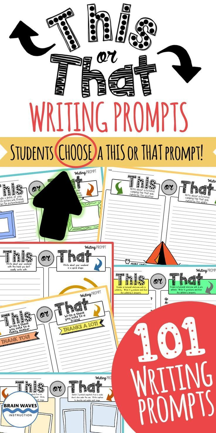 Looking For The Very Best Way To Get Your Students Writing And Loving It Then Check Out This Resource Th Writing Prompts Daily Writing Middle School Writing