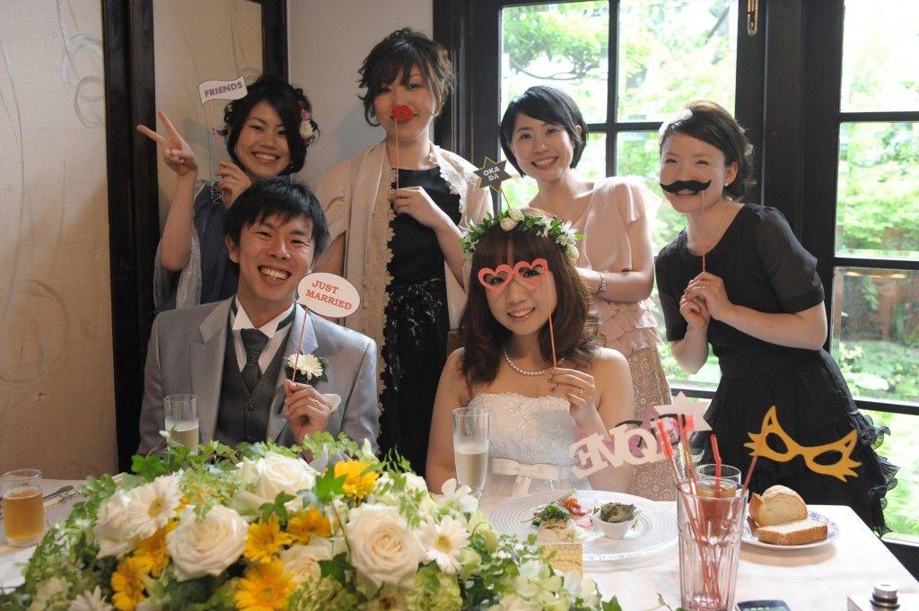 名古屋レストランウエディングのアールウエディングス 披露宴 写真 レストランウエディング ウエディング