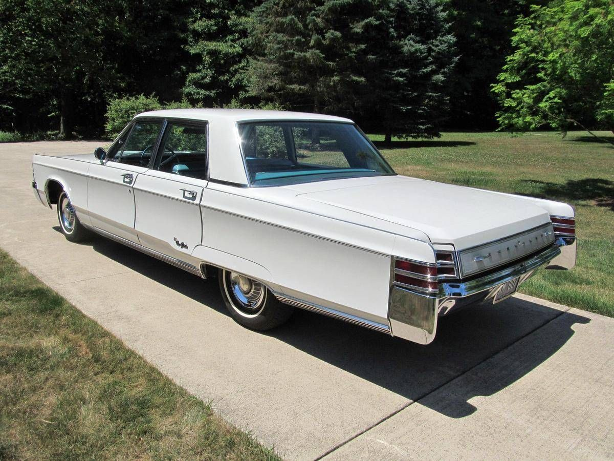 1967 Chrysler New Yorker 4 Door Sedan For Sale 1854425 Hemmings