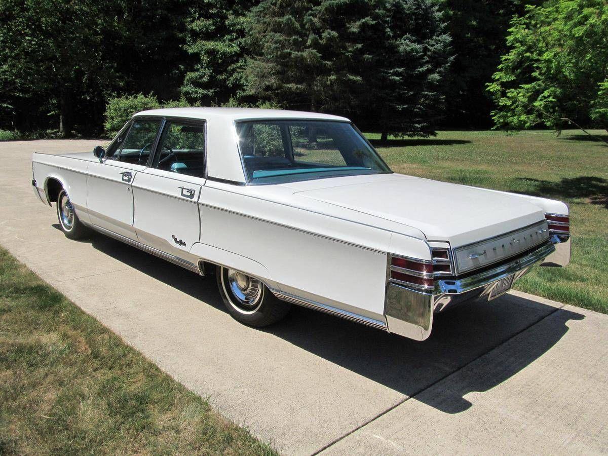 1967 Chrysler New Yorker 4 Door Sedan for sale #1854425