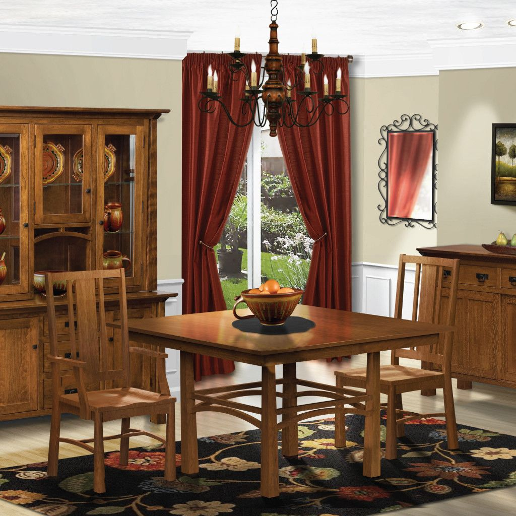 Amish Dining Room Sets Amish Kitchen Tables Chairs