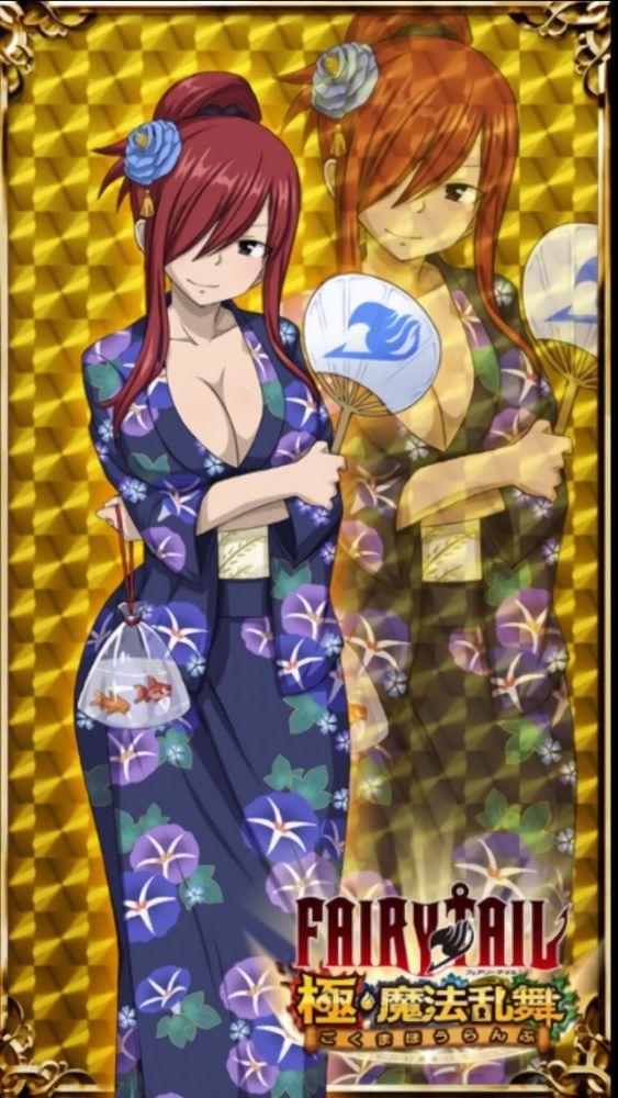 Fairy Tail   Anime Girl