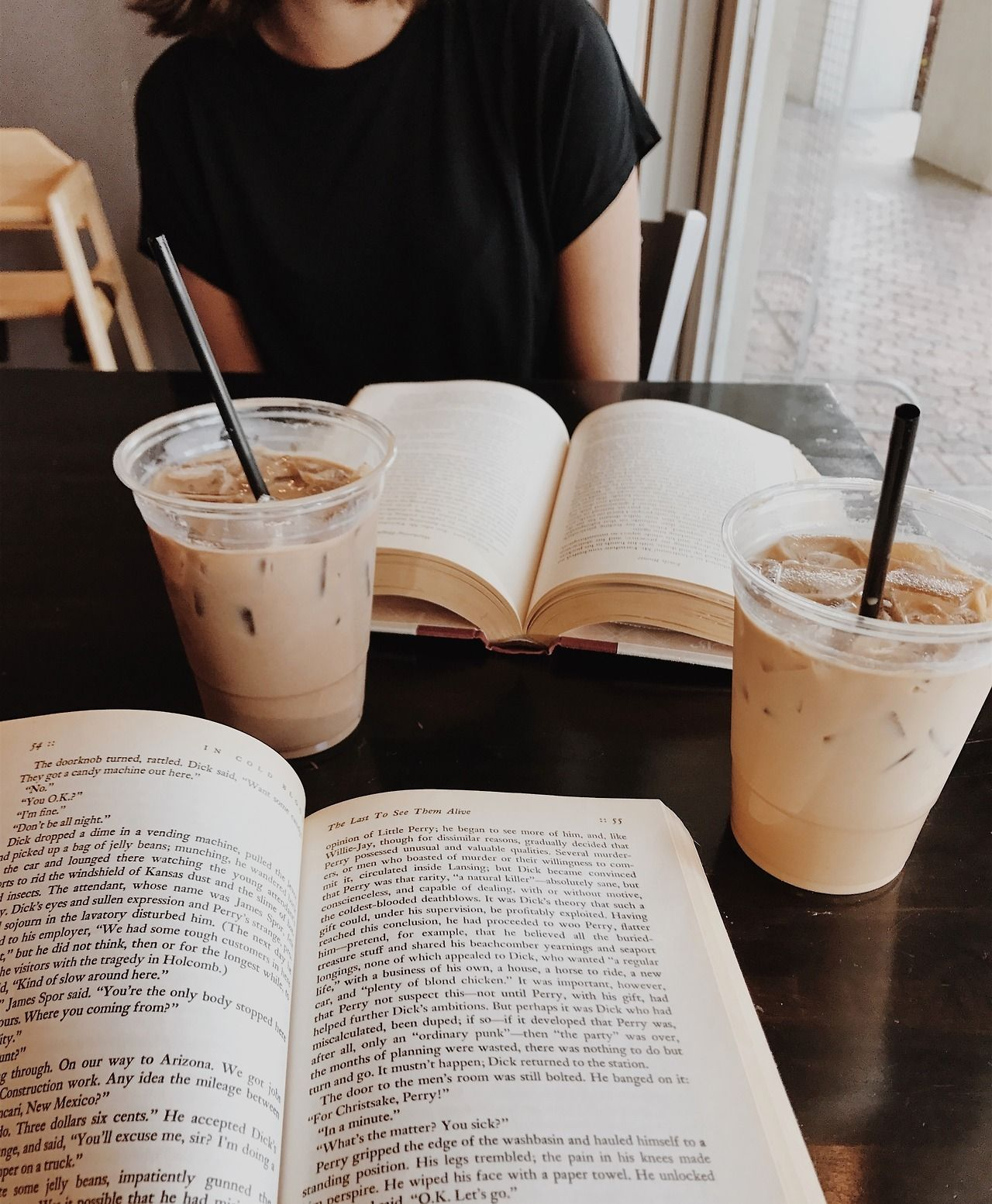 The Faithful Reader Clockworkbibliophile Missing Days Like This Coffee And Books Aesthetic Coffee Coffee Shop Aesthetic