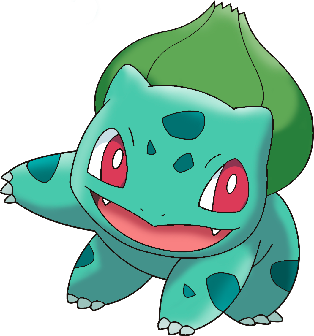 Bulbasaur Png 1057 1132 Pokemon Fofo Pokemon