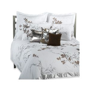 Adelaide Duvet Cover and Shams by KAS.  Love the set!!