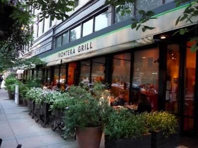 Frontera Grill Chicago Restaurants Windy City Chicago Chicago Travel