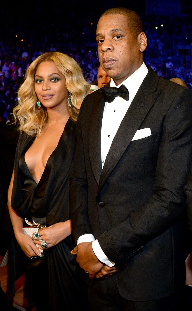 Mandalay Bay from Party Pics: Las Vegas  Beyoncé & Jay Z attend the Miguel Cotto vs. Canelo Alvarez fight.