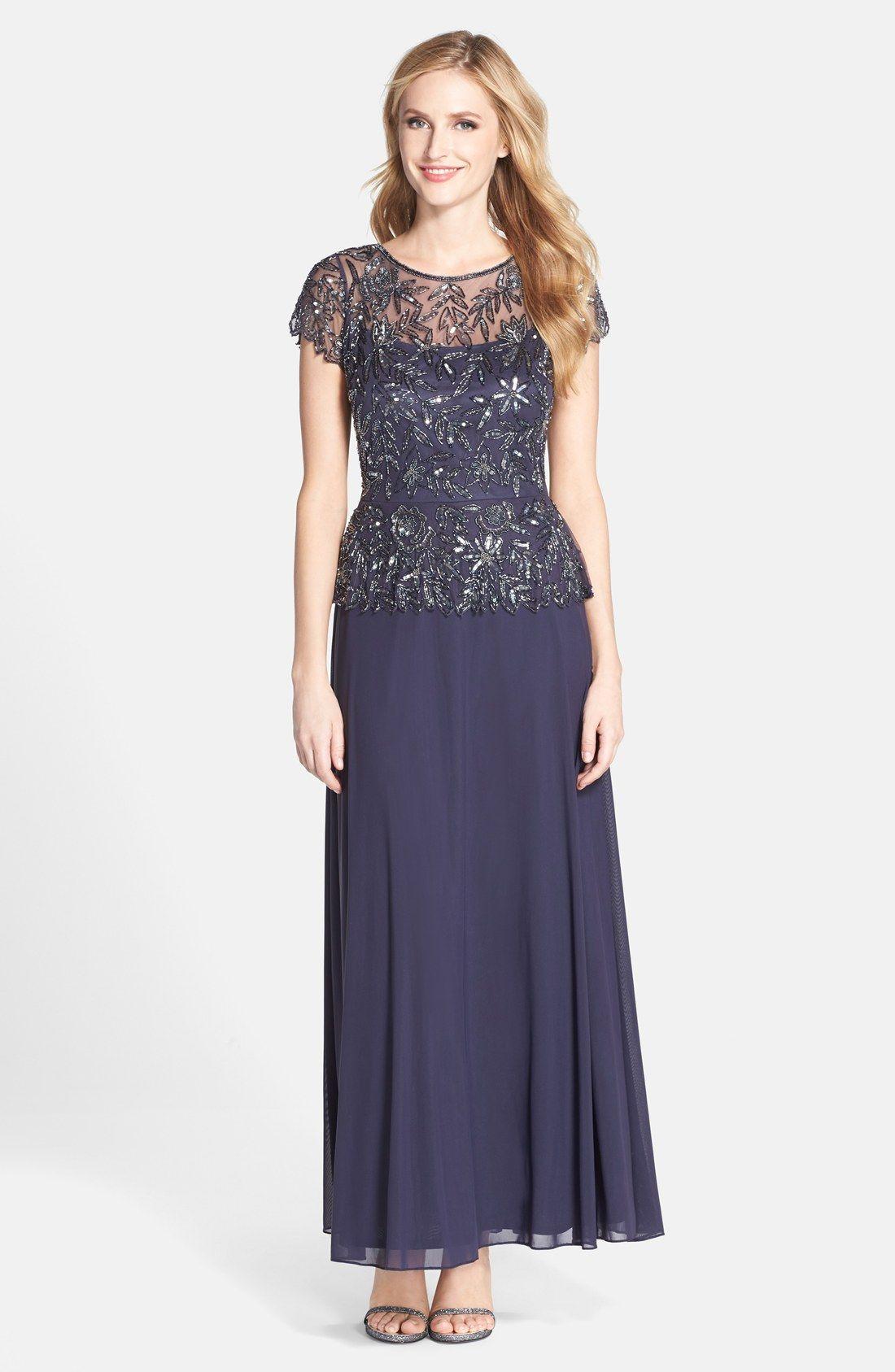 Pisarro Nights Beaded Dress | www.topsimages.com