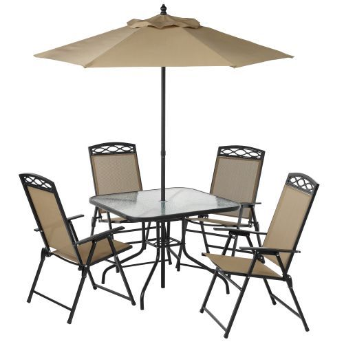 Mosaic™ Steel Sling 6-Piece Patio Set - Mosaic™ Steel Sling 6-Piece Patio Set Academy Wish List