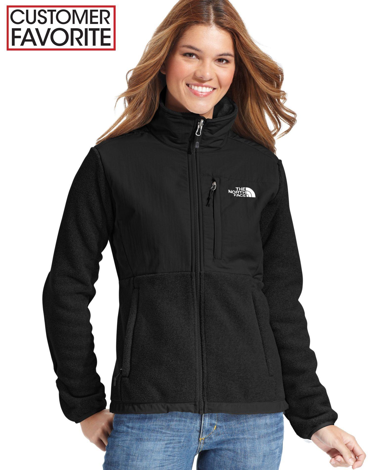 87e5d4581 The North Face Denali Fleece Jacket - Jackets & Blazers - Women ...