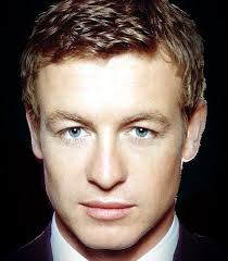 simon baker :) look at him he was so adorable when he was younger <3