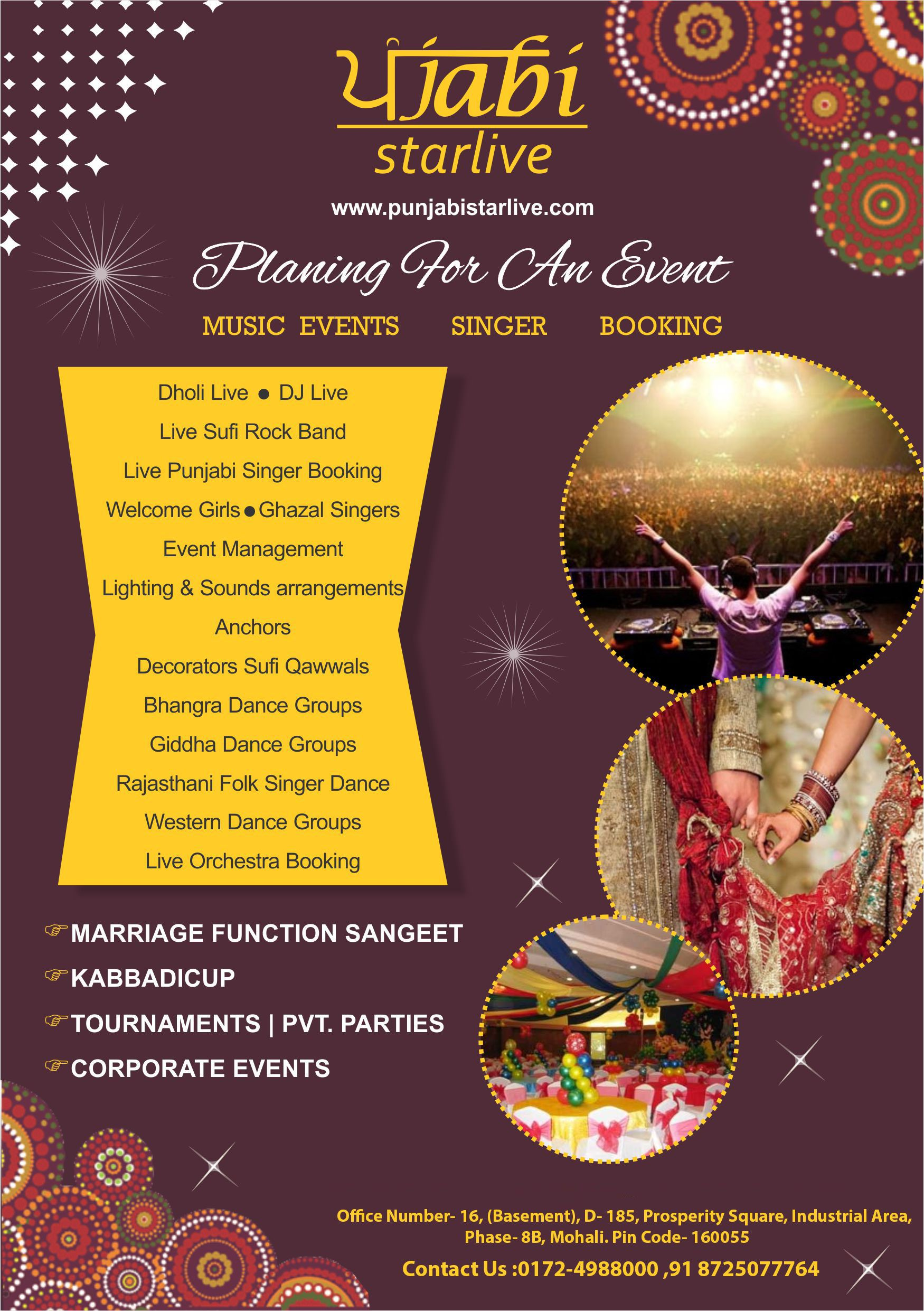 Memorable Experiences Through Creative Event Planning And Management Company In Chandigarh