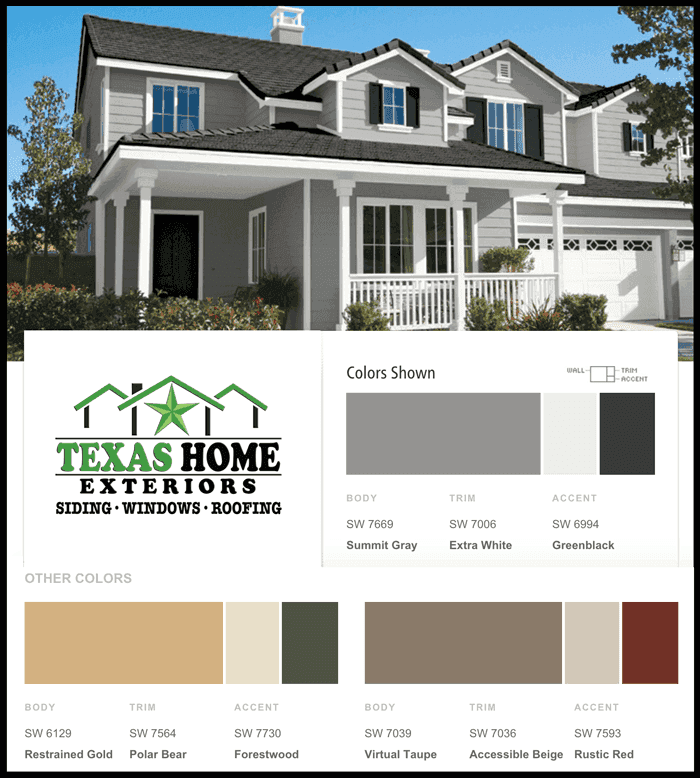 Image result for exterior paint colors for ramblers | Home Remodel ...